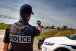 On lève le pied : VITESSE